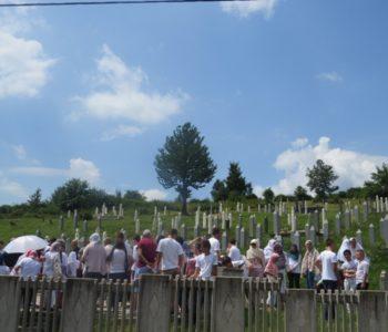 Šetnja za Srebrenicu održana u Prozoru
