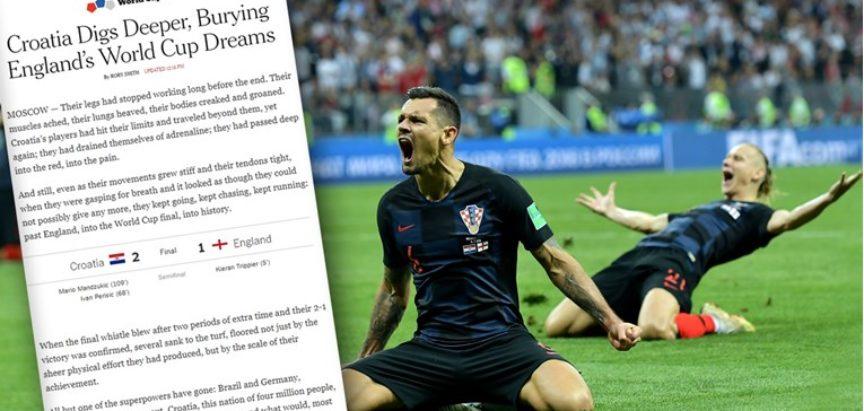 New York Times je napisao najljepši tekst o pobjedi Hrvatske