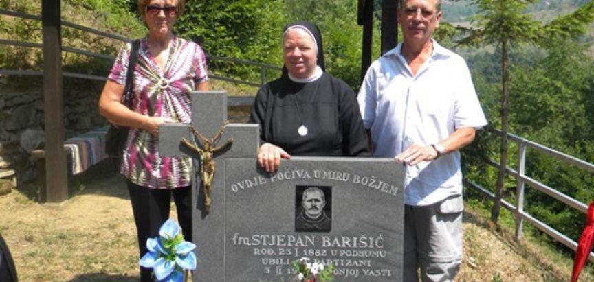 Poziv na hodočašće na grob fra Stjepana Barišića u Donjoj Vasti