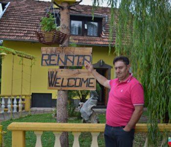 Foto: Mirko Baketarić – Pansion Renata: Važno je biti odvažan, odgovoran i uporan, a gosti se vraćaju