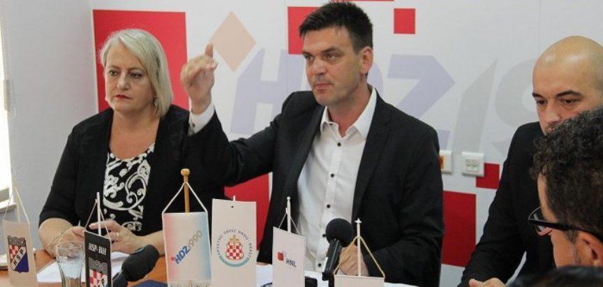 Hrvatsko zajedništvo: HDZ je ukrao slogan i naziv programa
