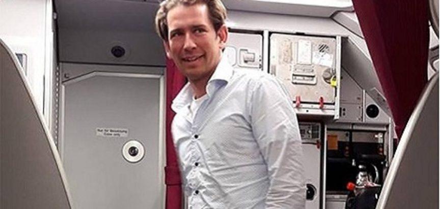 """Hrvat na jeftinom letu sreo austrijskog kancelara: """"A naši misle da su bogovi"""""""