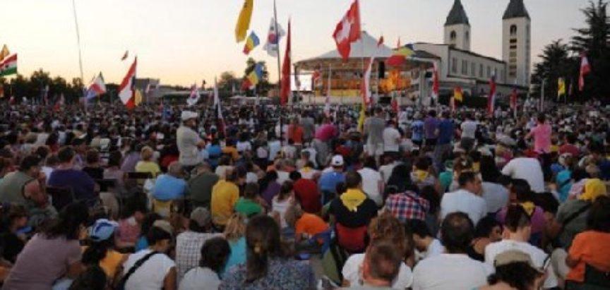 U Međugorju traju tradicionalni dani Mladifesta