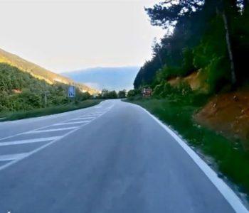 """Općina Prozor-Rama sa 200.000 KM financira radove  sanacije regionalne ceste R 418 putne dionice  """"Pećine"""""""