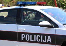 Policija mu oduzela vozilo zbog 55 tisuća KM neplaćenih kazni