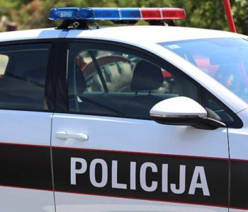 Zbog teške prometne nesreće obustavljen promet između Jablanice i Prozora