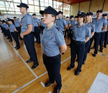 HNŽ-e: Poništen natječaj za 100 policijskih službenika iako ih  nedostaje 228 u ovoj županiji