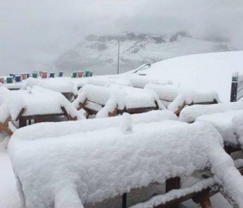 Italija: Palo čak 30 cm snijega