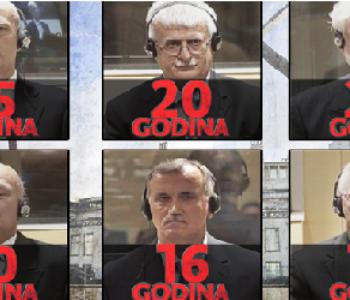 Revizija presude Prliću i ostalima – nema novih dokaza ali…Hoće li haški sudci odgovarati za hrvatsku šestorku?