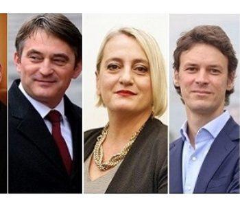 Kako su kampanju počeli kandidati za hrvatskog člana Predsjedništva