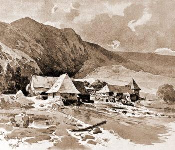 Škola u Rami 1863. godine