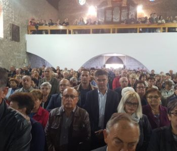 Panika u Mostaru