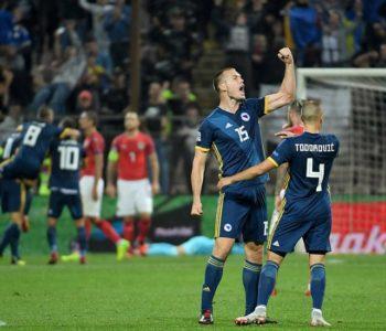 Druga pobjeda BiH u Ligi nacija