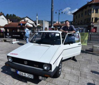 Golf 'dvojka' će dobiti spomenik u Sarajevu?