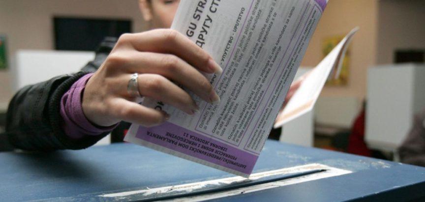Kako pravilno glasovati na izborima u BiH?