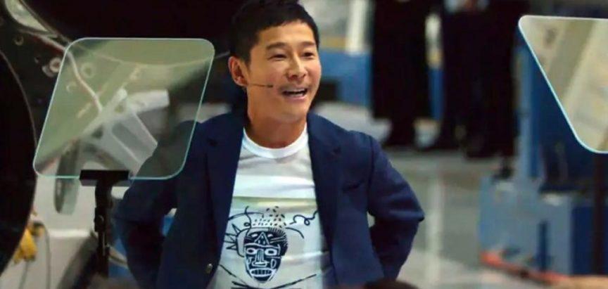 Japanski bogataš odabran za prvog turista na Mjesecu