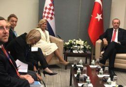 Grabar Kitarović i Erdogan – kako pomoći BiH