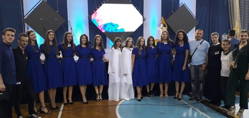 "VIS ""Speranza"" župe Prozor osvojila nagradu za najbolji tekst na 13. Hosana festu"
