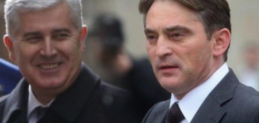 DRUKANJE I PARAZITIRANJE Komšićev DF baš za sve krivi HDZ i traži kaznu, a ni sam Komšić ne bi bio predsjednik da nije konstitutivnosti