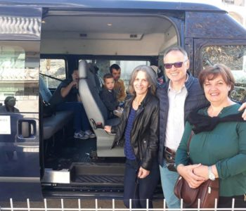 """Vrijedna donacija obitelji Tijan iz Švicarske Udruzi """"Djeca nade"""""""