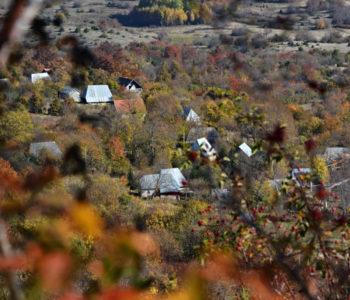 Foto: Razglednica  Draševa i Jaklićke planine