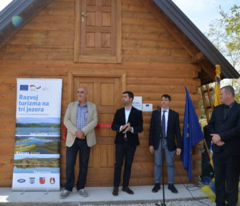 Foto: Ramsko, Jablaničko i Tribistovo jezero dobili info punkt
