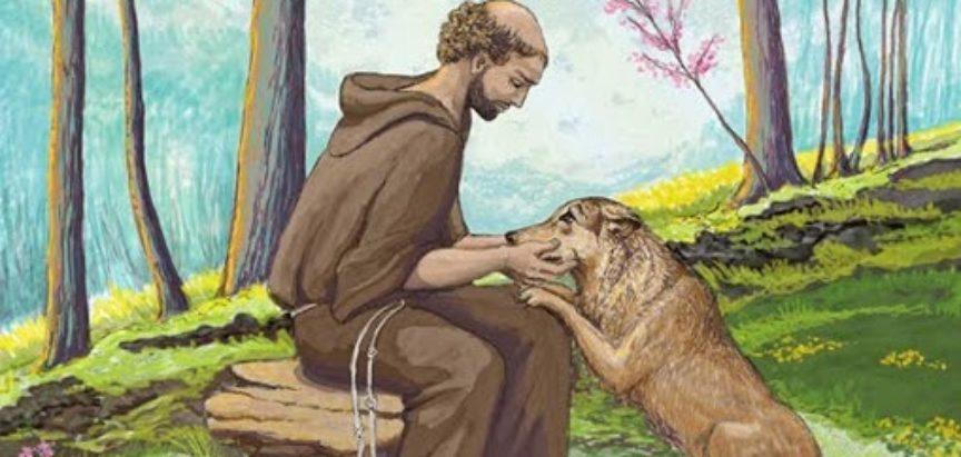 Fra Lukin sveti Franjo Asiški