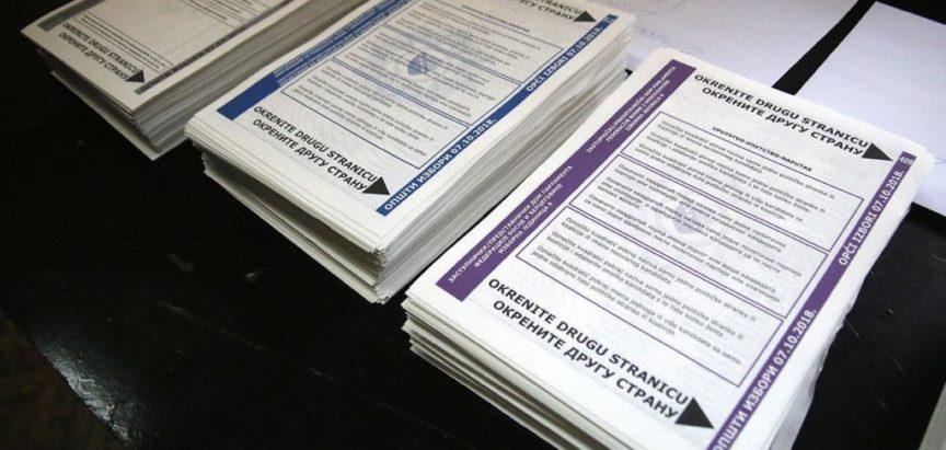 SIP BiH: Veliki broj biračkih mjesta otvoren sa zakašnjenjem: Zaboravljen ključ, nestalo struje…