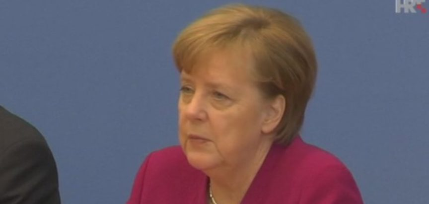 Merkel se više neće kandidirati na mjesto predsjednice CDU-a