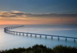 U Kini otvoren najduži most na svijetu