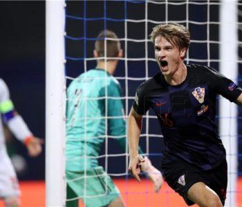 Liga nacija: Hrvatska – Španjolska 3-2