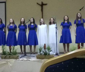 """FOTO i VIDEO: VIS """"Speranza"""" župe Prozor nastupila na Božićnom koncertu u Sarajevu"""