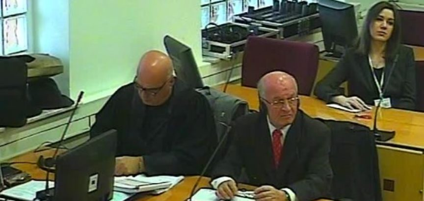 Presuda Enveru Buzi zakazana za 27. ruj a