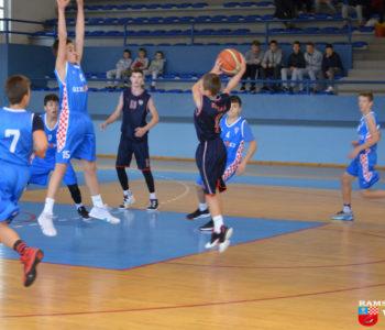 Foto: HKK Rama protiv košarkaša  HKKŠiroki pobjeda i dva poraza