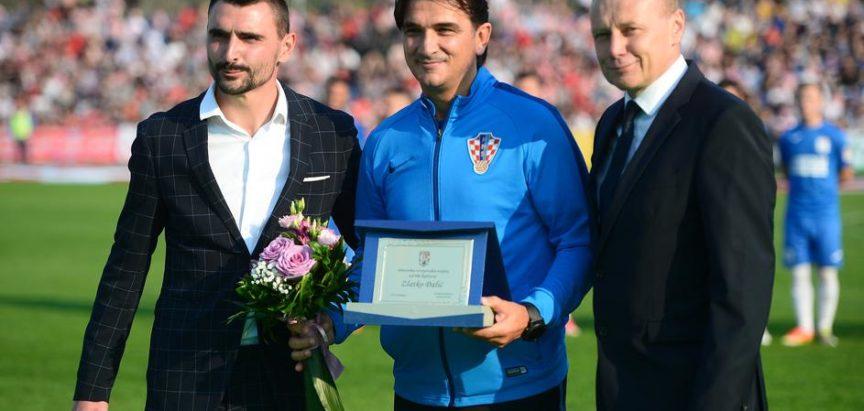 Zlatko Dalić proglašen je najboljim trenerom Europe
