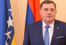 """Dodik već prvi dan 'udario' po Hrvatskoj: """"Zavalila"""" je Hrvate u BiH u nezavidan položaj"""