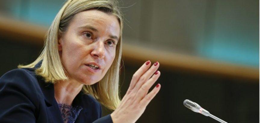 Hladan tuš iz Bruxellesa: Mogherini niti riječi o Komšiću – formiranje vlasti prioritet