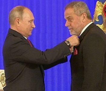 PREUZIMA LI HRVATSKA ULOGU SRBIJE? Putin odlikovao zagrebačkog gradonačelnika: Bandić je čuvar odnosa s Rusijom