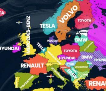 Znate li koje je auto najpopularnije u svijetu, a koje u BiH?