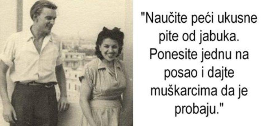 """""""129 NAČIN KAKO NAĆI MUŽA"""" Ovaj članak iz 1958. pokazuje koliko se svijet zapravo promijenio"""
