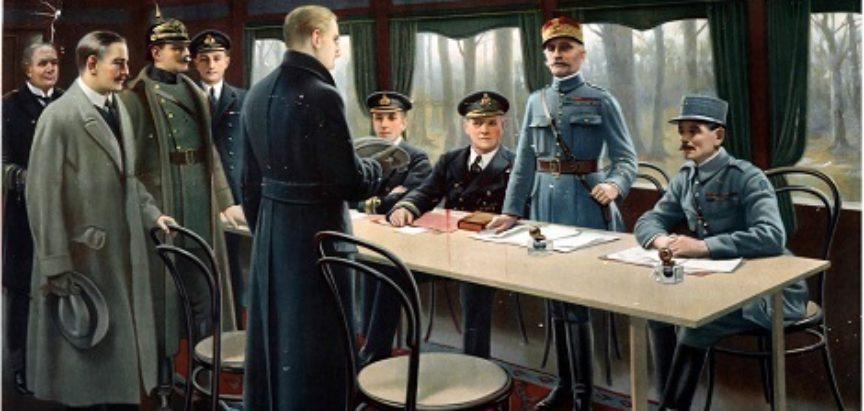 100 godina od završetka 1. Svjetskog rata