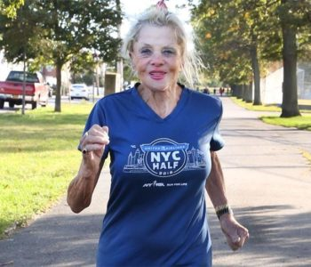 Sve se može: Starica trči svoj 16. maraton