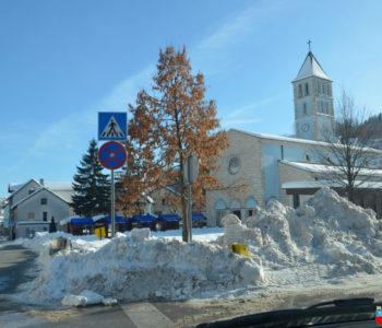 Isti snijeg; negdje elementarna nepogoda, a negdje normalno sve funkcionira