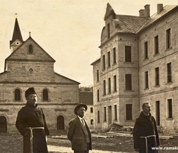 Gradnja novog samostana (1913.-1930.)