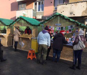 U organizaciji Matice hrvatske ogranak Bugojno danas je počeo 6. bugojanski božićni sajam!