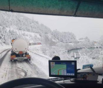Potpuno obustavljen promet u Donjoj Jablanici