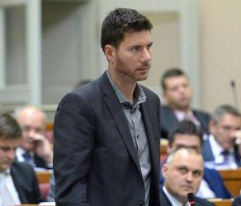 Pernara opet izbacili iz Sabora, ovaj put zbog   Čovića