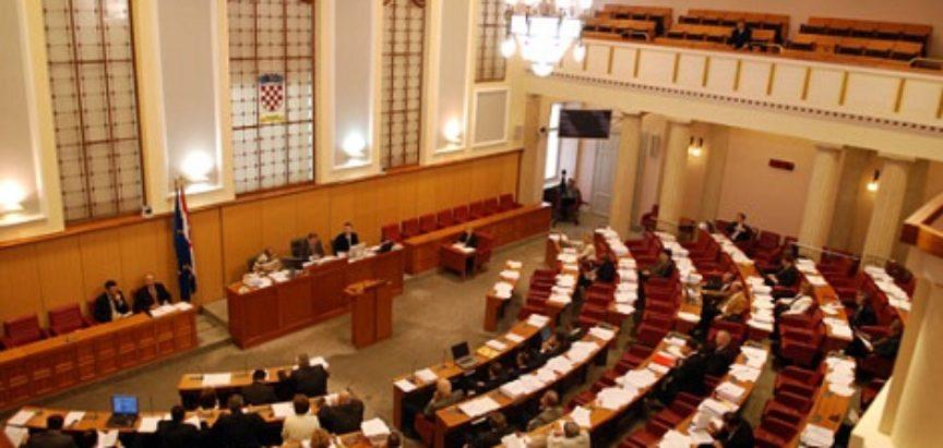 KAMILICA Deklaracija o položaju Hrvata u BiH izglasana bez SDP-a, Mosta i Živog zida