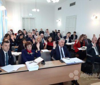 Stranačke veze za izvore novca: Usvojen rebalans proračuna HNŽ-a za 2018.