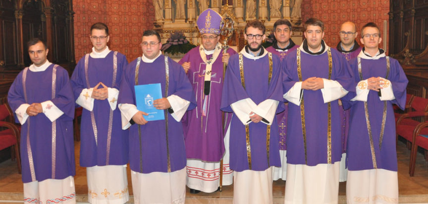 Đakonsko ređenje u sarajevskoj katedrali: Za đakona zaređen fra Franjo Baraban iz župe sv. Franje Rumboci